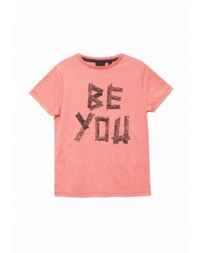 Розовая футболка B-karo