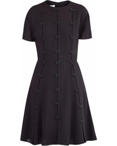 Вечернее платье миди мини Valentino