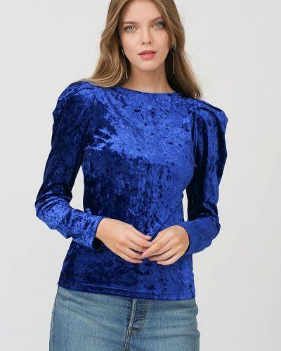 Синяя блузка Lussotico