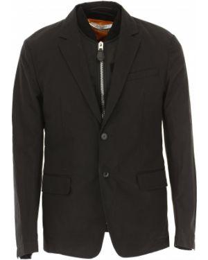 Płaszcz kurtka grochowa z kołnierzem Givenchy