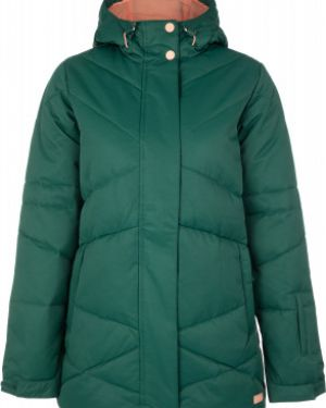 Куртка горнолыжная с капюшоном - серая Termit