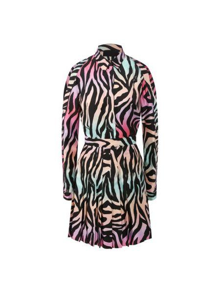 Платье шелковое Philipp Plein