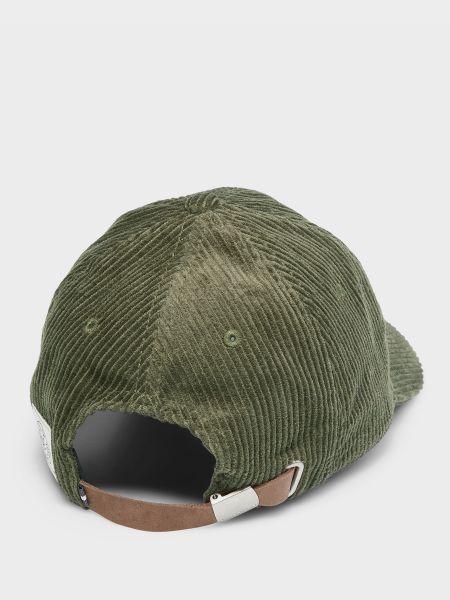 Зеленая кепка Marc O'polo