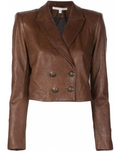 Короткая куртка с манжетами Veronica Beard