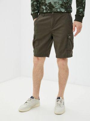 Повседневные шорты хаки J. Hart & Bros