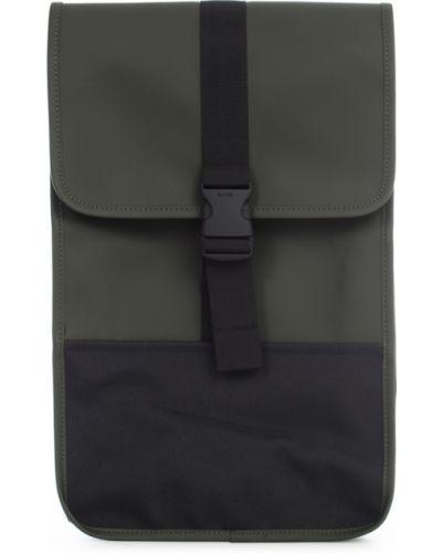 Plecak sportowy - zielony Rains