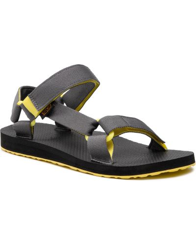Szare klasyczne sandały Teva
