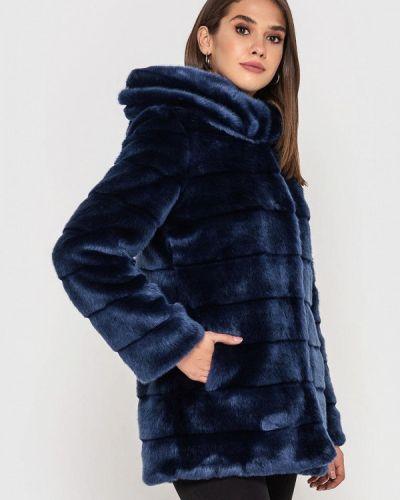 Синяя шуба Grand Furs