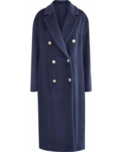 Пальто из альпаки кокон Brunello Cucinelli