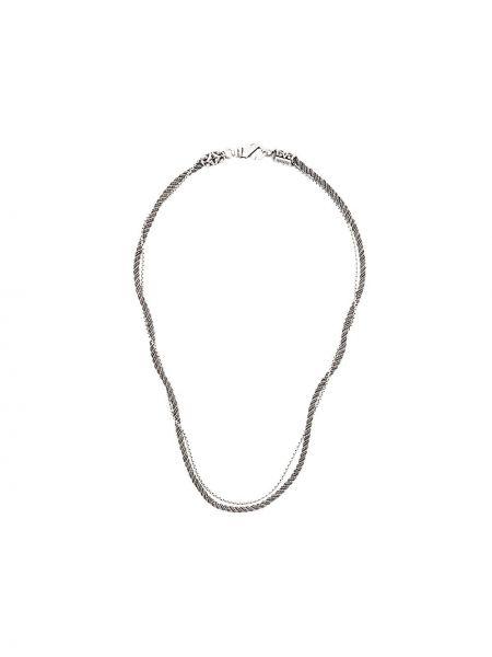 Серебряное ожерелье Emanuele Bicocchi