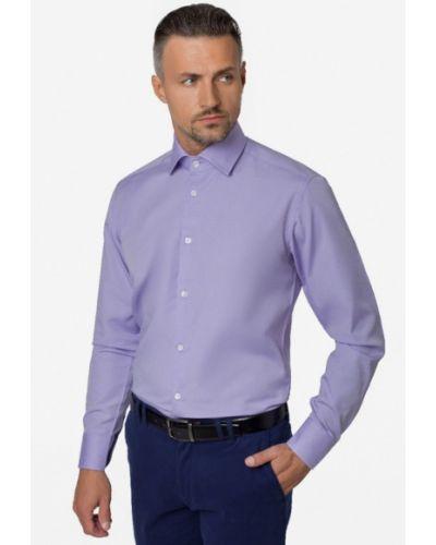 Фиолетовая рубашка Arber