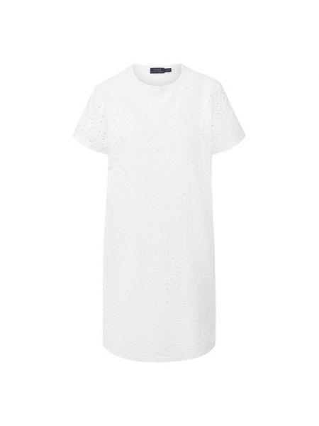Платье ажурное мягкое Polo Ralph Lauren