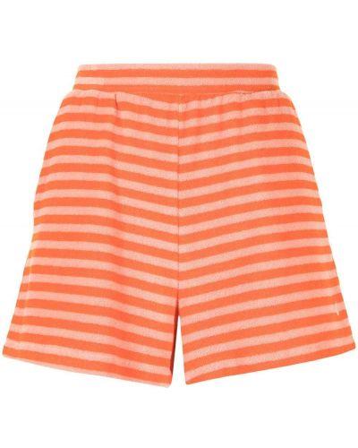 Трикотажные шорты - оранжевые The Upside