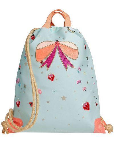 Голубая сумка Jeune Premier