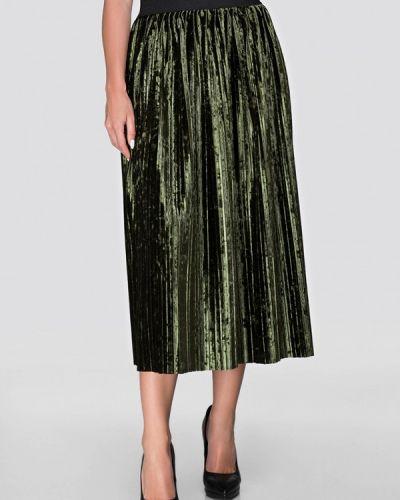 Зеленая юбка German Volf