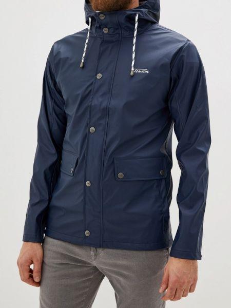 Синяя облегченная куртка Tenson