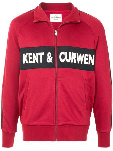 Kurtka z haftem bawełniana Kent & Curwen
