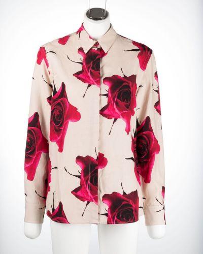 Рубашка с воротником с манжетами на пуговицах Paul Smith