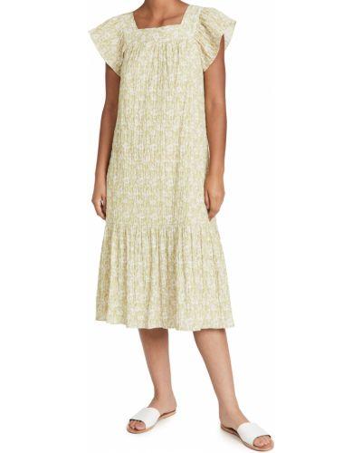 Хлопковое платье Rails