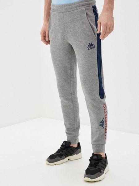 Спортивные брюки серые Kappa