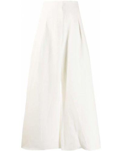 Укороченные брюки с поясом Noon By Noor