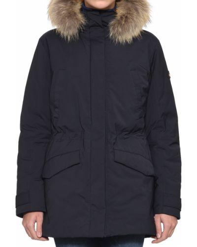 Синяя куртка Bogner