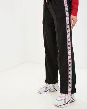 Спортивные брюки черные Armani Exchange
