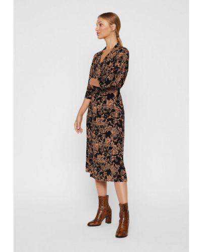 Платье прямое осеннее Vero Moda