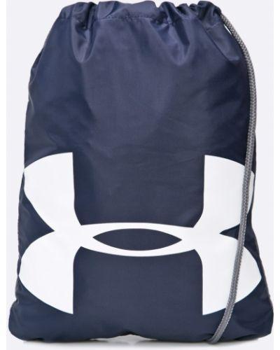 Рюкзак нейлоновый синий Under Armour