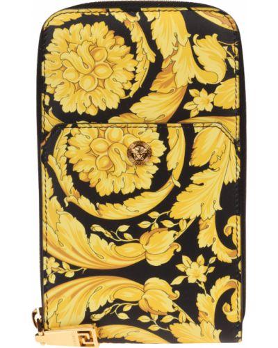 Portfel z kieszeniami Versace