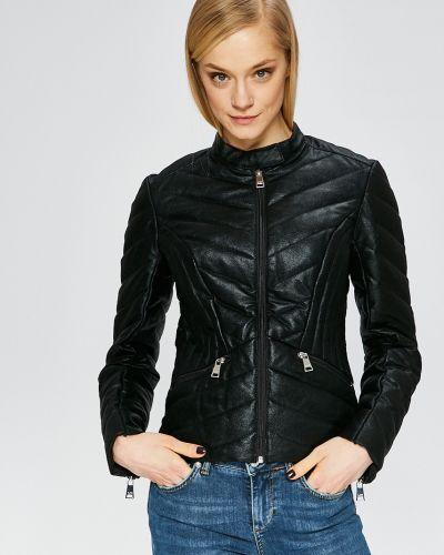 Джинсовая куртка стеганая с карманами Guess Jeans