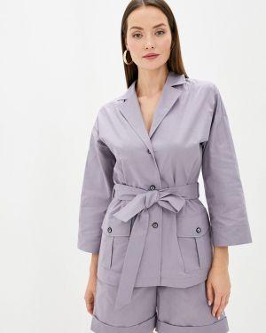 Фиолетовый костюмный костюм Doroteya