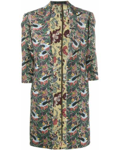 Пальто с капюшоном с рукавом 3/4 Yohji Yamamoto Pre-owned