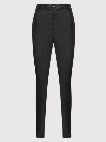 Czarne spodnie Vero Moda Curve