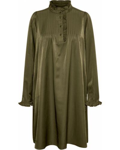 Sukienka - zielona Culture
