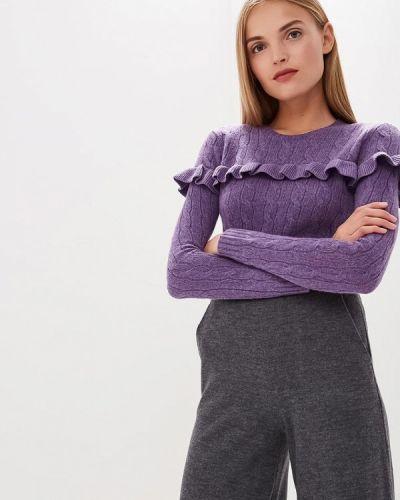 Фиолетовый джемпер Polo Ralph Lauren