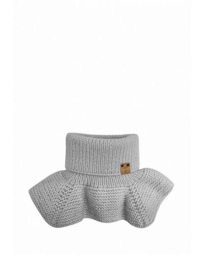 Серый шарф Anmerino