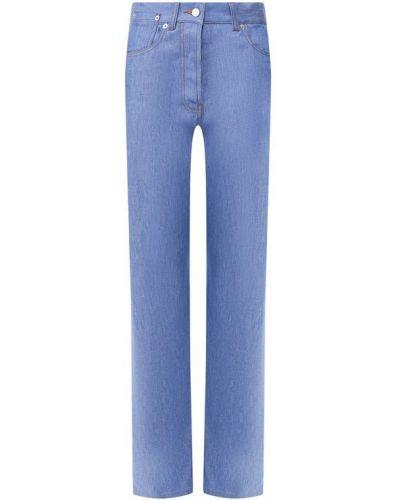 Прямые джинсы синие Dries Van Noten