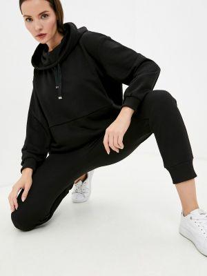 Черный зимний спортивный костюм Shartrez