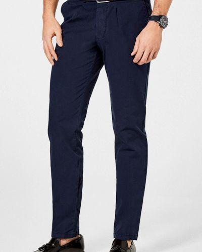 Синие брюки Pedro Del Hierro