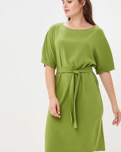 Платье - зеленое Pepen