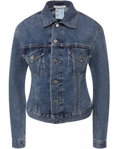 Джинсовая куртка синий Helmut Lang