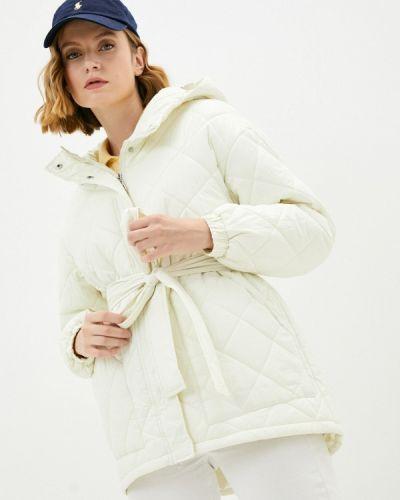 Утепленная куртка - бежевая Fresh Cotton