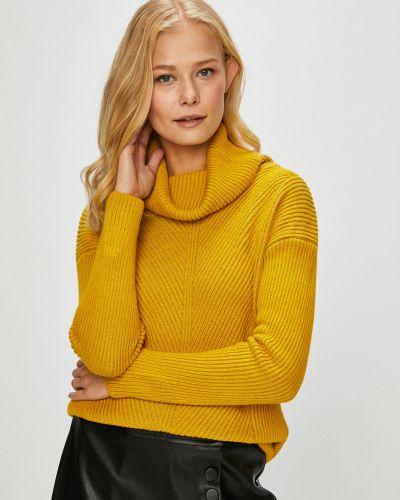 Свитер горчичный желтый Trendyol