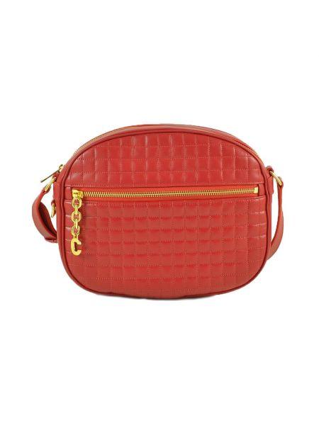Czerwona torebka Céline