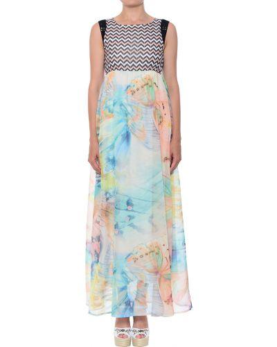 Платье из вискозы Fracomina