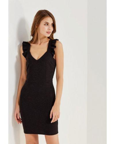 Черное платье Jennyfer