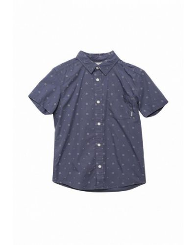 Рубашка синий серебряный Quiksilver