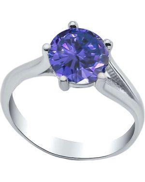 Кольцо из серебра синий Silver Wings