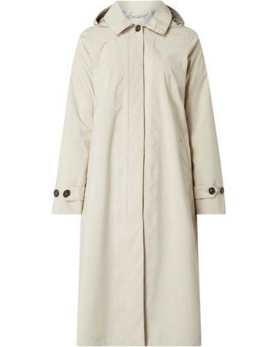 Płaszcz z kapturem - beżowy Save The Duck